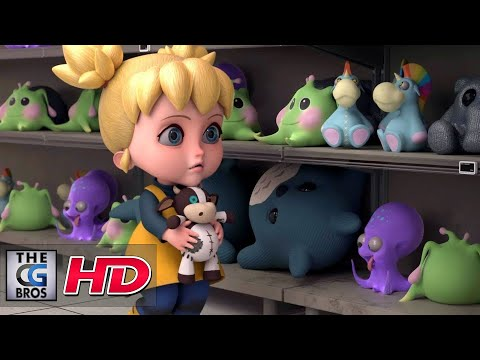 """CGI Animated Short Film: """"The Last Flight"""" by The Last Flight Team 