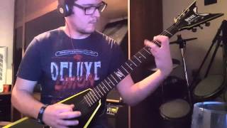 As I Lay Dying - Cauterize Cover