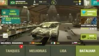 War machines tank c1 Ariete