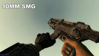 Fallout 3 All Weapons In Slow Motion [ FULL HD, MAX DETAILS, ALL DLC]