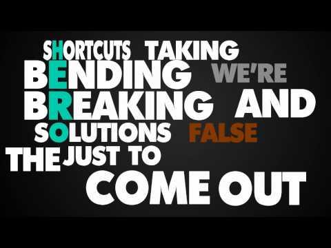 Turn It Off  - Paramore [Lyric Video]