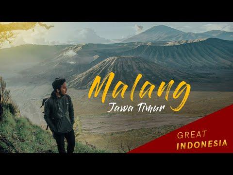 Explore Malang  (Bromo, Tumpak Sewu, Kampung warna, Coban Rondo) | Daniel Ryan