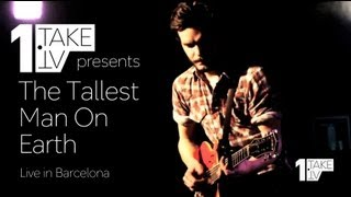 1Take.TV: The Tallest Man On Earth (Full Concert)
