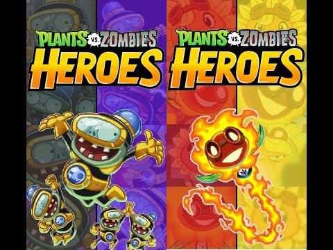 Arena match part2 Plants vs. Zombies: Heroes - Gameplay - Duur: 6:39.
