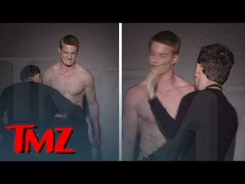 Alexander Ludwig  Director Punched the Hell Outta Me ... And I Loved It  TMZ