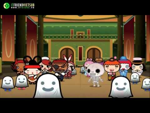 Phim Hoạt Hình Ninja Vui Nhộn Tập 16: Pucca và Ngài Xương