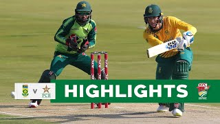 Proteas vs Pakistan | 4th #KFCT20​​​ Highlights | SuperSport Park, 16 April 2021