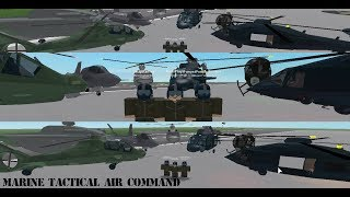USAF Roblox Journey: Marine Tactical Air Command - Vipers Squad Teaser | #RishiPlaysGaming