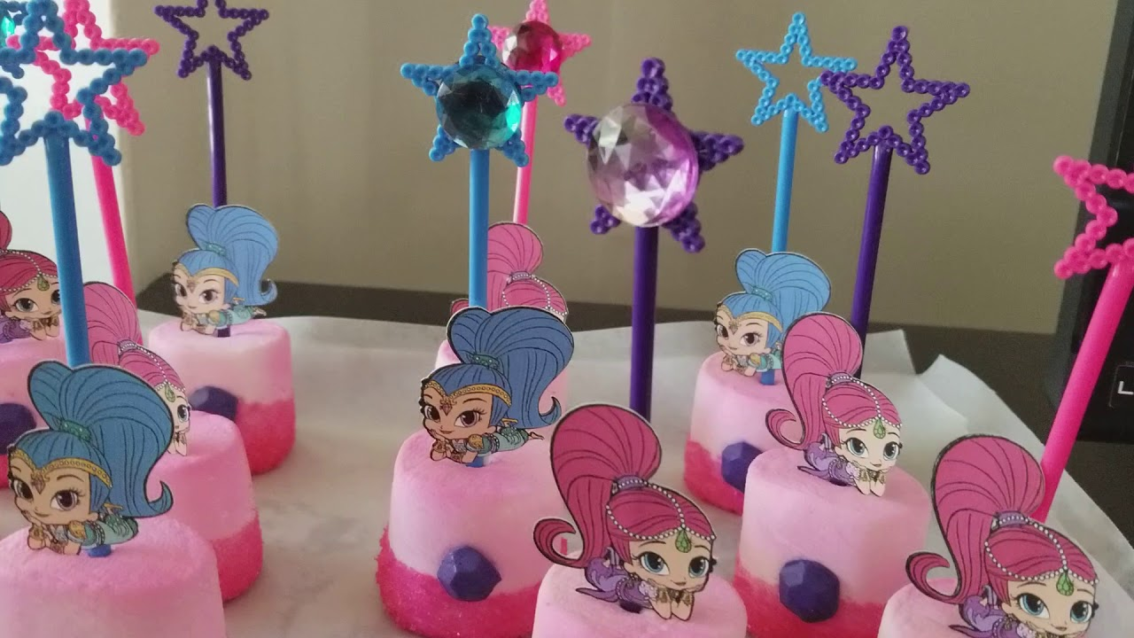 Shimmer And Shine Youtube