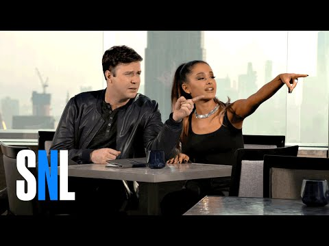 Thumbnail: SNL Host Ariana Grande Can See Her House From 30 Rock