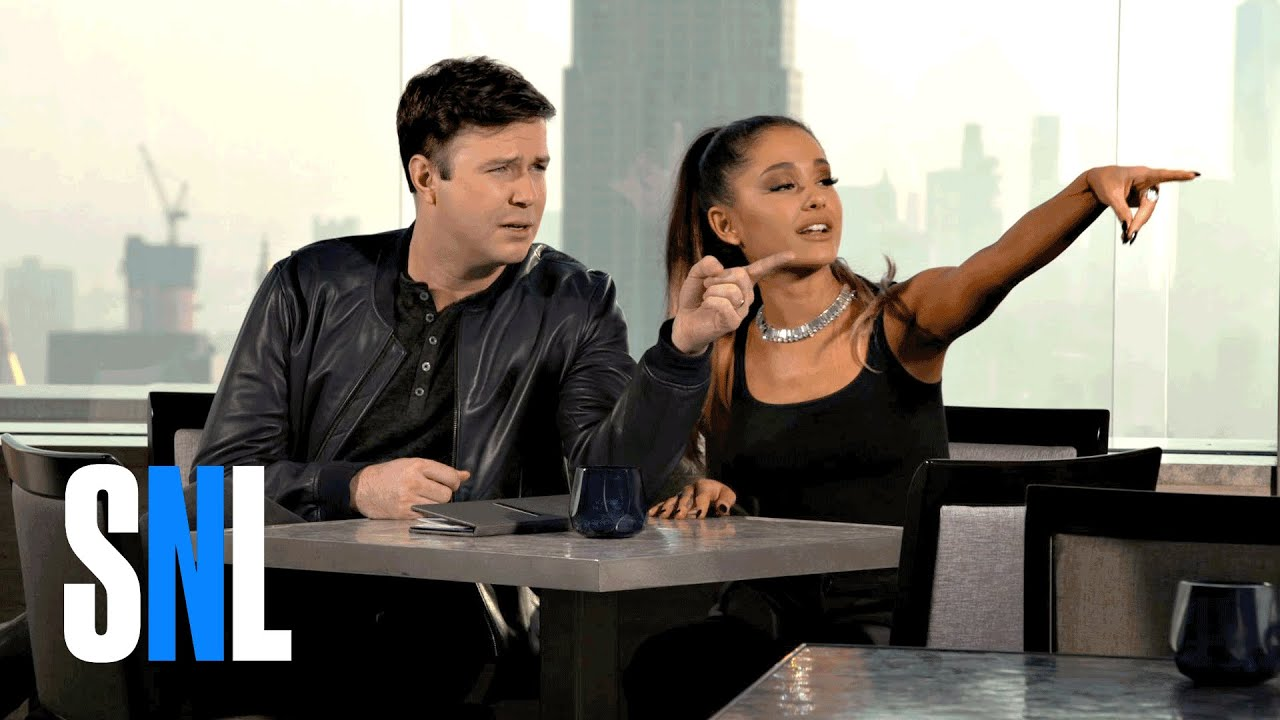 SNL Host Ariana Grande Can See Her House From 30 Rock ...