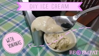 DIY Ice Cream w/ Yonanas