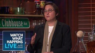 Andy Cohen's Rabbi Sharon Kleinbaum's Message For Unity | WWHL