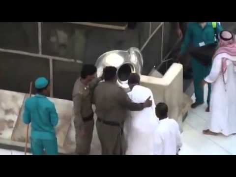 What Happened To This Man In Front Of The Kaaba Oh God ... I Want To Do Like This Man (AMEEN)