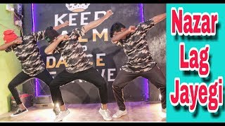 NAZAR LAG JAYEGI Song | Millind Gaba I Dance I Feel Dance Center