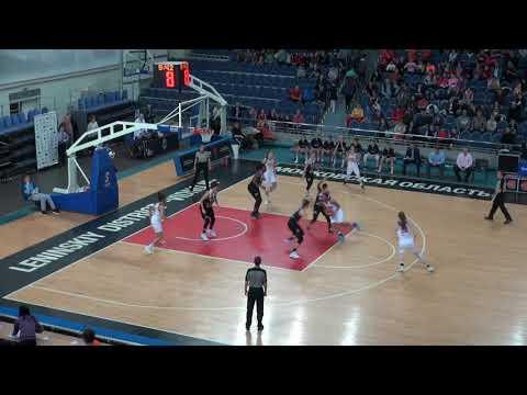 17.10.2019. FIBA Eurocup Women. Sparta&K Moscow Region - Besiktas (Turkey)