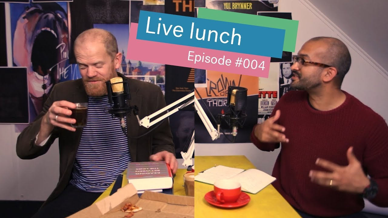Looking Back on 2018 | #LiveLunch Episode 4 Cover Image