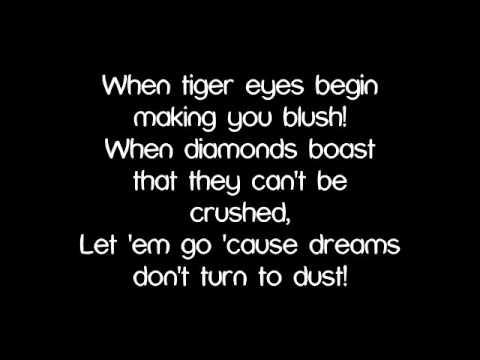 Dreams Don't Turn to Dust - Owl City (Lyrics)