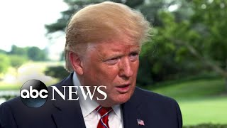Trump on obstruction, new health care plan, Kim Jong Un relationship l Nightline