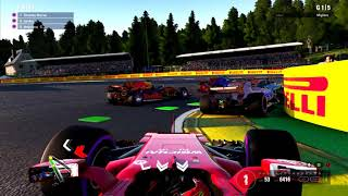 F1 2017 - Best moments