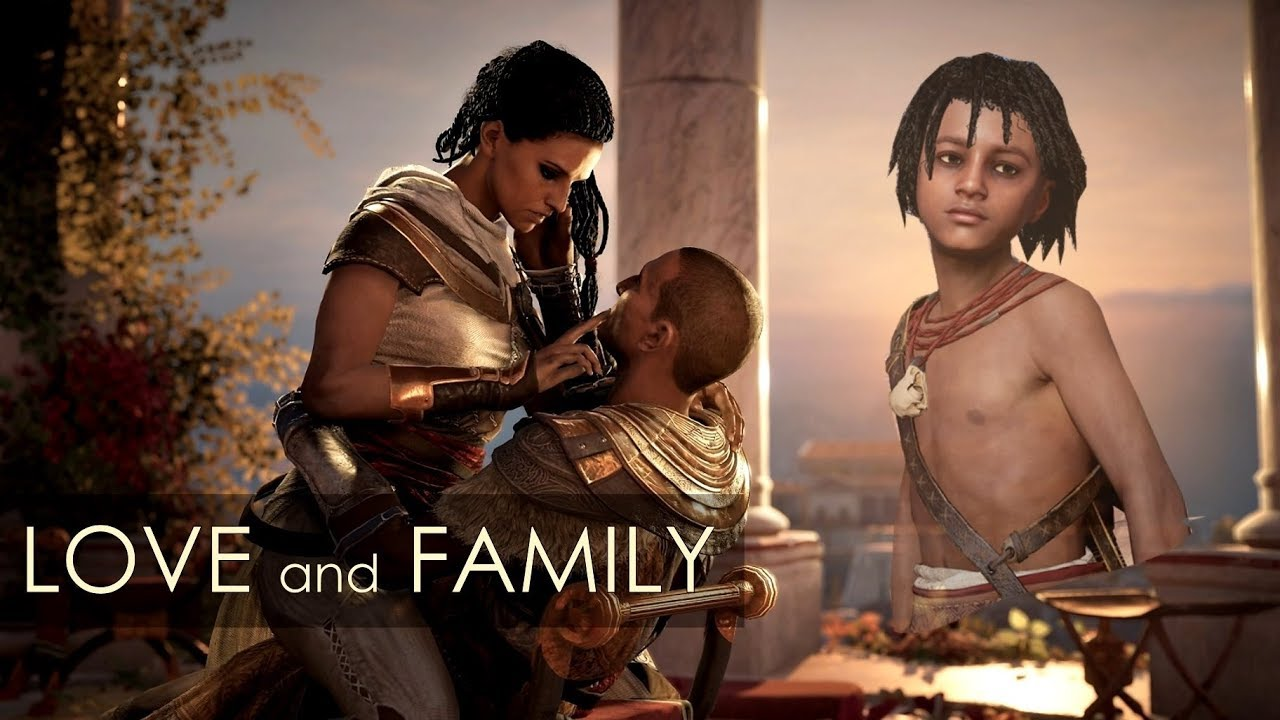 Assassin's Creed | Love and Family - YouTube