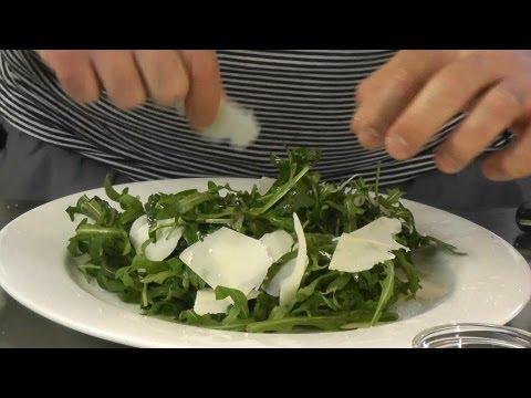Rucola salat rezept jamie oliver