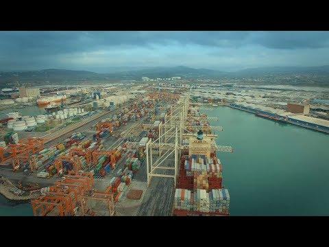Chengdu-Zug: 1. Containerzug von China nach Wien