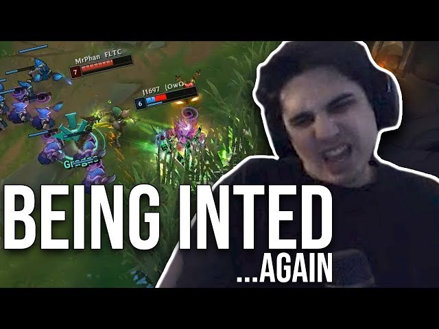 TOP LANE TO MASTER EP. 5: OLD TYLER1 WANNABE INTS MY GAME