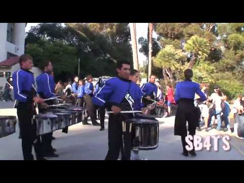 2010 - Blue Devils Drumline - Ditoeight (Ditty Remix - Freedom) - 4th of July Americanfest