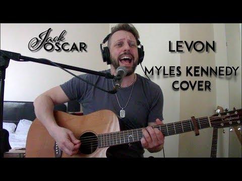 Myles Kennedy - Levon | Acoustic (Jack Oscar cover)