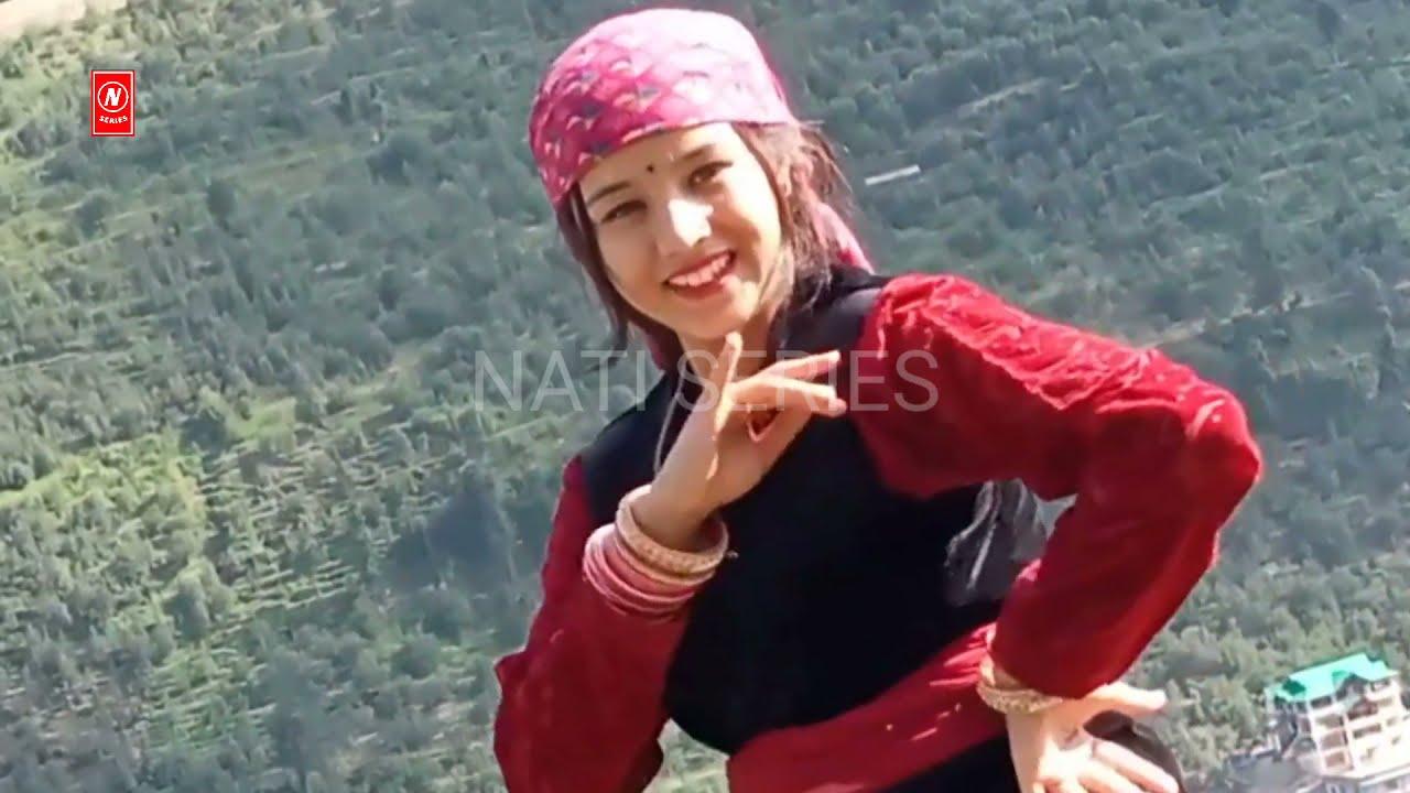 shruti masta new pahadi dance video on ☺ berru pahari song