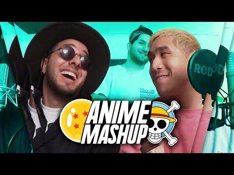 ANIME MASHUP! Feat. George Yang - Prod. Malte Kuhn