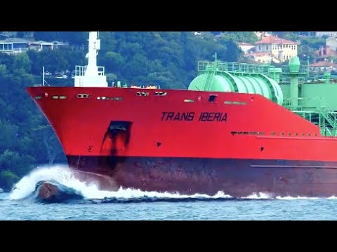 Top 10 Beautiful LPG Tanker Ships Which You Will Like