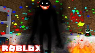 ROBLOX SCARIEST BIRTHDAY PARTY! ROBLOX BIRTHDAY PARTY HORROR GAME (BOTH ENDINGS)