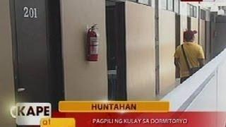 KB: Huntahan: Tips sa pagpili sa dormitory at boarding house at pag-aayos nito