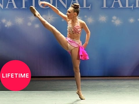 Dance Moms: Full Dance: Happiness (S4, E25) | Lifetime from YouTube · Duration:  2 minutes 12 seconds