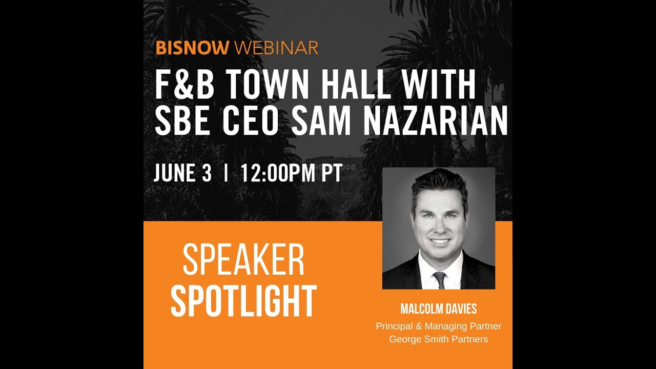 Rethinking F&B in Hotels: Interview with sbe CEO Sam Nazarian