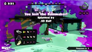 Splatoon: 3HP vs S3 Leagues Under the Ink: Match 3