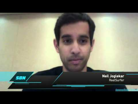 SBN - Interview with Neil Joglekar, ReelSurfer - YouTube
