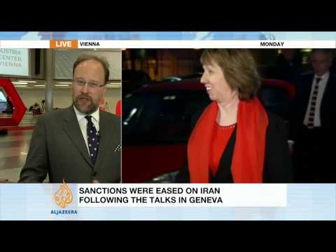 High stakes Iran nuclear talks begin in Vienna