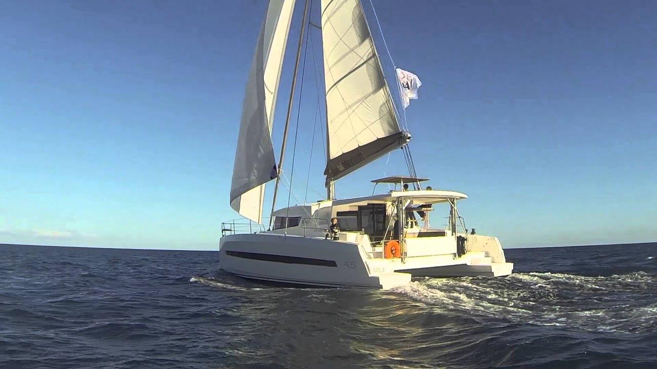 BALI 45 Sailing Catamaran For Sale By Ian Van Tuyl YouTube