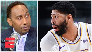 Is Anthony Davis a top-5 player in the NBA? Stephen A. weighs in | KJZ