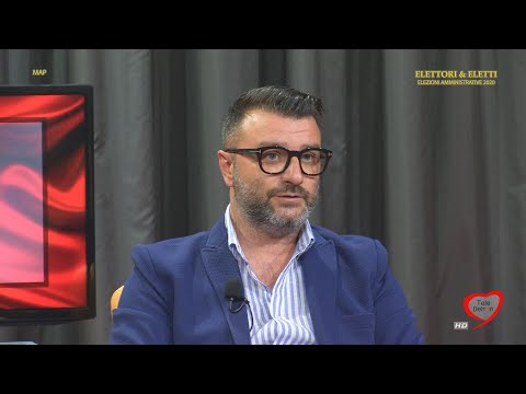 Elettori & Eletti 2020: Giuseppe Tupputi, candidato lista Con Emiliano alla regione Puglia
