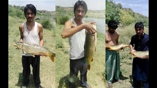 New TRICK Hunting Fish with Hand in Pakistan