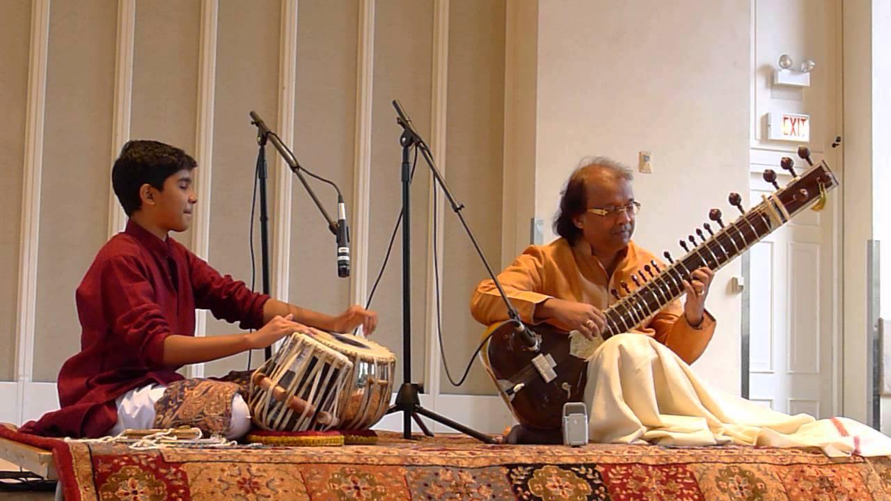 Pt. Nayan Ghosh - Sitar - Raga Gawati - Vilambit Gat