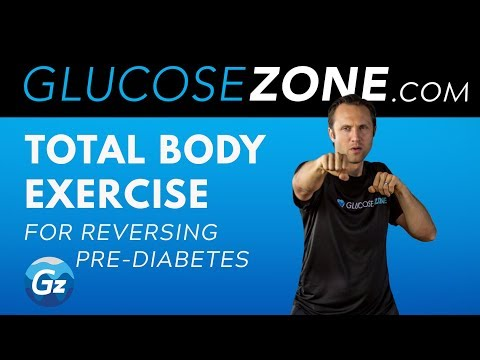Total Body Exercise for Reversing Pre-Diabetes
