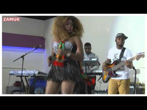 This Is Mampi performing at London Easter Fusion 02/04/2016 by Grajoh Promotions