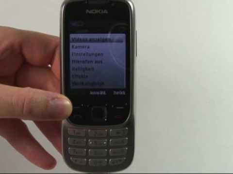 Nokia 6303 classic Test Kamera