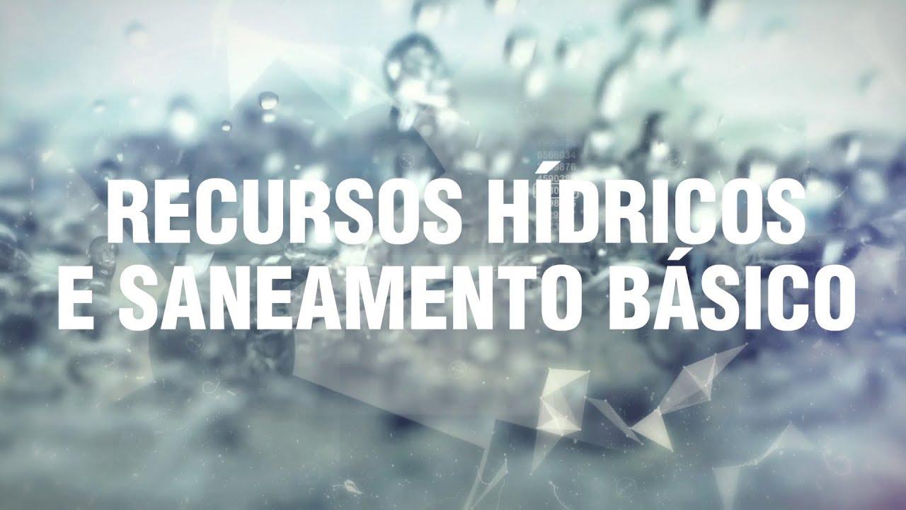 Recursos hídricos: preservar e despoluir
