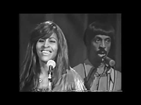 PROUD MARY  IKE AND TINA TURNER 1971